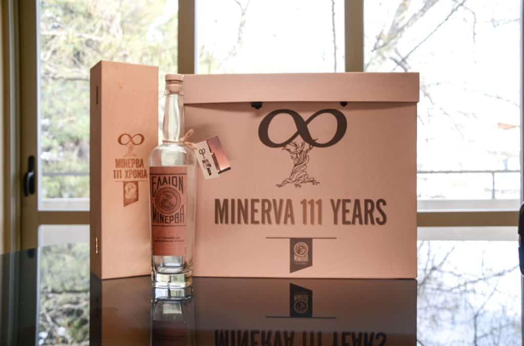 minerva bottle