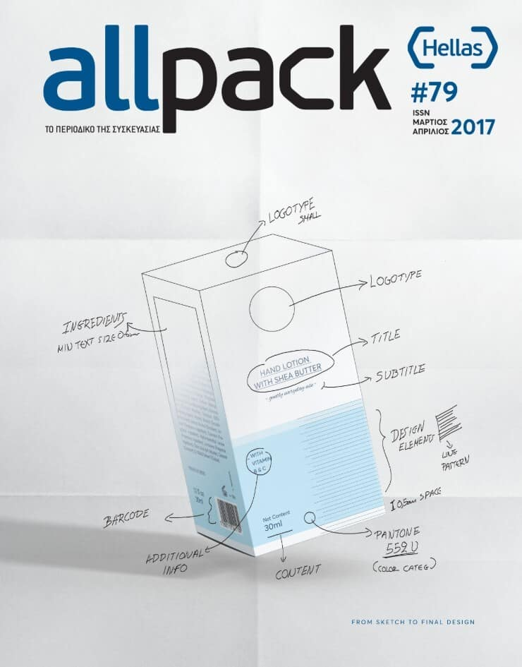 συνένετευξη Business Elements στο All Pack 79 issue